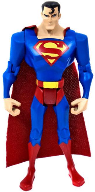 The Batman Shadow Tek Superman Action Figure [Loose]