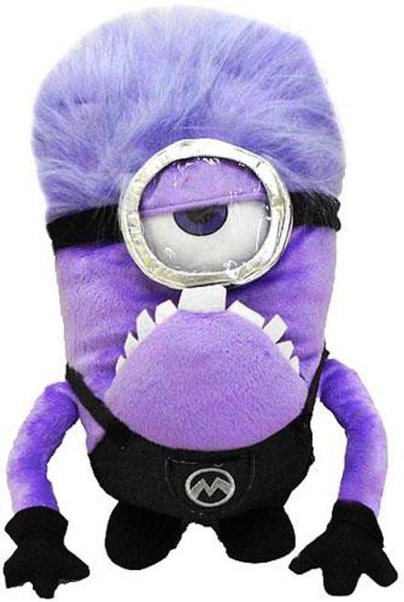 Despicable Me 2 Evil Minion Stuart 14-Inch Plush Backpack