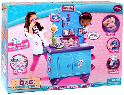 Disney Doc McStuffins Get Better Check-Up Center