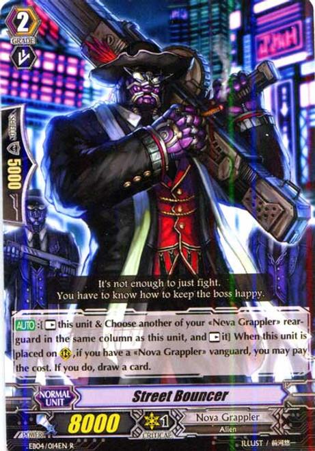 Cardfight Vanguard Infinite Phantom Legion Rare Street Bouncer EB04/014