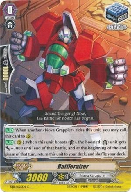 Cardfight Vanguard Infinite Phantom Legion Common Battleraizer EB04/035