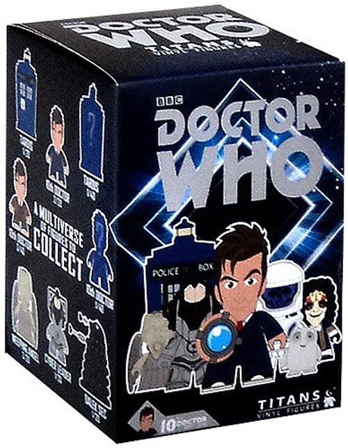 Doctor Who Series 2 Vinyl Mini Figure Mystery Pack