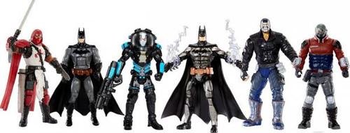 Batman DC Comics Multiverse Multiverse Set of 6 Action Figures