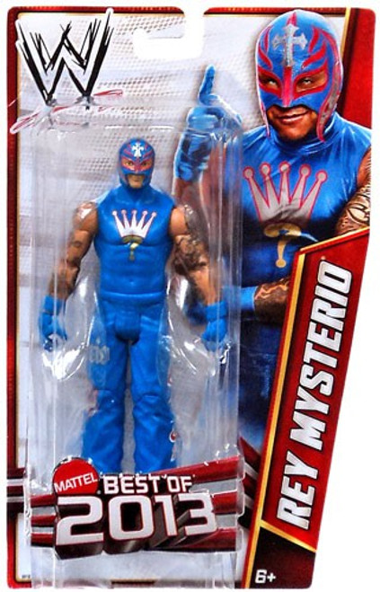 WWE Wrestling Best of 2013 Rey Mysterio Action Figure