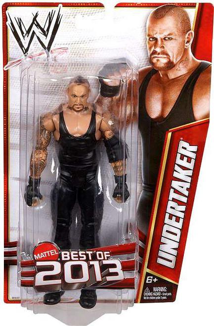 WWE Wrestling Best of 2013 Undertaker Action Figure