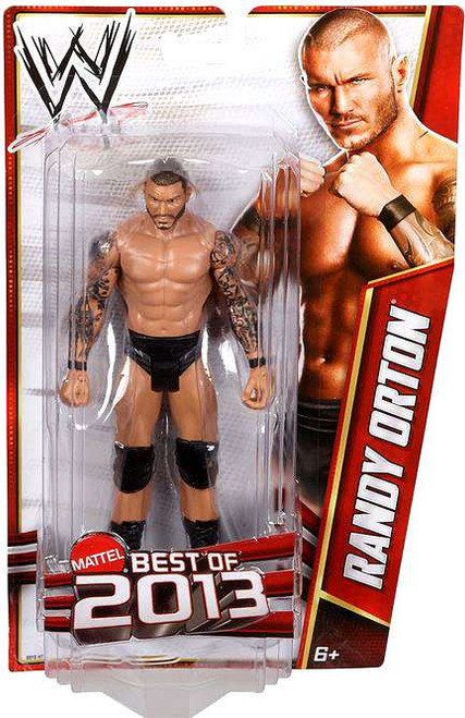 WWE Wrestling Best of 2013 Randy Orton Action Figure