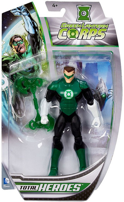DC Total Heroes Green Lantern Action Figure