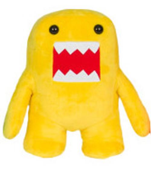 Yellow Domo 10-Inch Plush