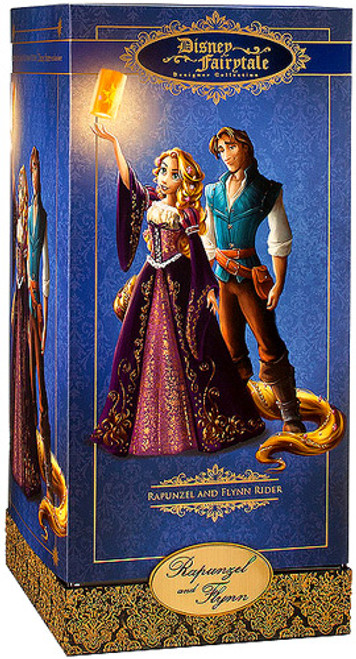Disney Princess Tangled Disney Fairytale Designer Collection Rapunzel & Flynn Rider Exclusive 11.5-Inch Doll Set