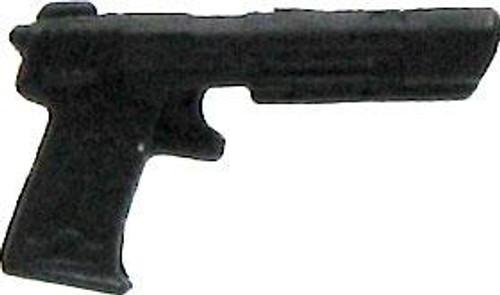 GI Joe Loose Weapons Energy Pistol Action Figure Accessory [Black Loose]