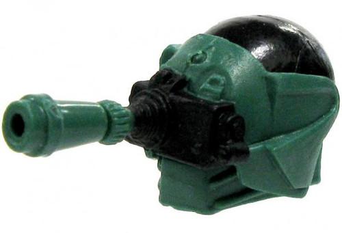 GI Joe Loose 2-Part Night Vision Helmet [Black & Green Loose]