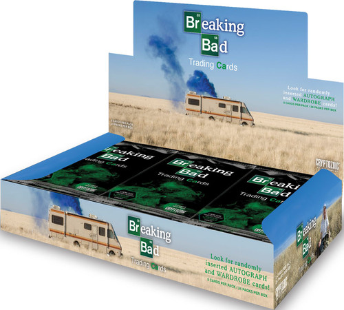 Breaking Bad Trading Card Box