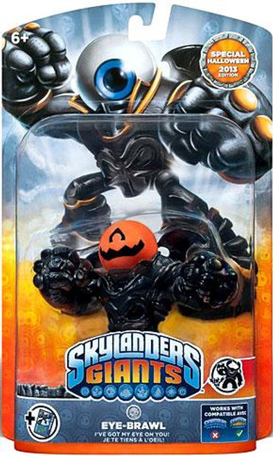 Skylanders Giants Exclusives Eye Brawl Exclusive Figure Pack [Halloween Pumpkin Head]
