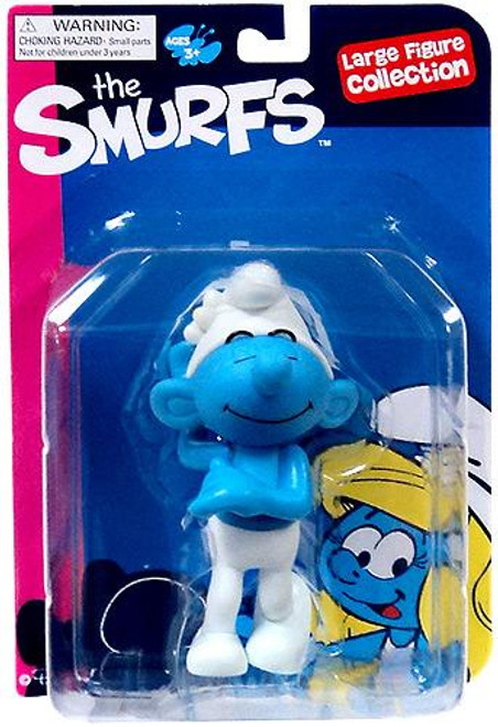 The Smurfs Vanity Smurf Action Figure