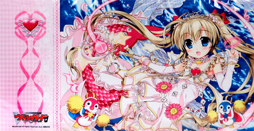 Cardfight Vanguard Card Supplies Eternal Idol Pacifica Play Mat #6