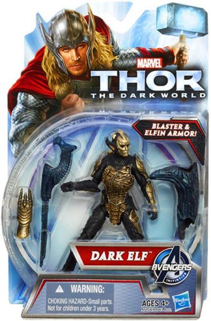 Thor The Dark World Dark Elf Action Figure