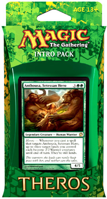 MtG Theros Anthousa's Army Intro Pack