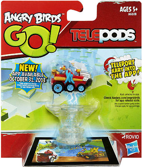 Angry Birds GO! Telepods Kart Series 1 Blue Bird Figure Pack