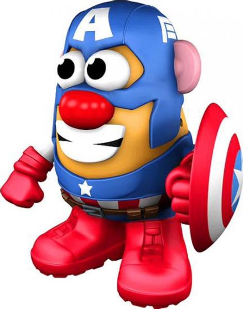Marvel Mr Potato Head Captain America Figure