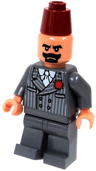 LEGO Indiana Jones Loose Kazim Minifigure [Loose]