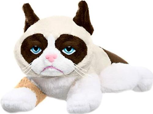Grumpy Cat 8-Inch Plush [Laying Down]