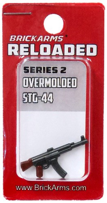 BrickArms Reloaded Series 2 Weapons STG-44 2.5-Inch [Overmolded] [New Sealed]