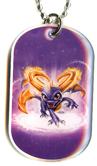 Skylanders Swap Force Spyro Dog Tag #1 [Loose (No Package)]