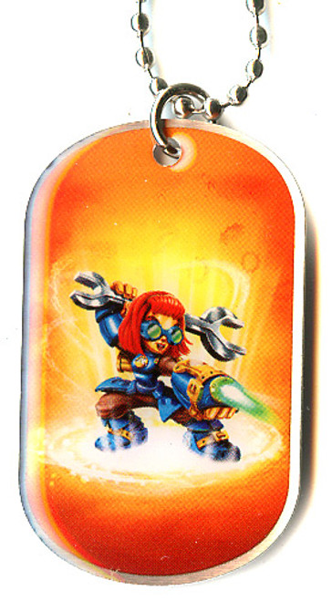 Skylanders Swap Force Sprocket Dog Tag #17 [Loose (No Package)]