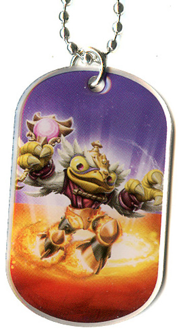 Skylanders Swap Force Hoot Zone Dog Tag #39 [Loose]