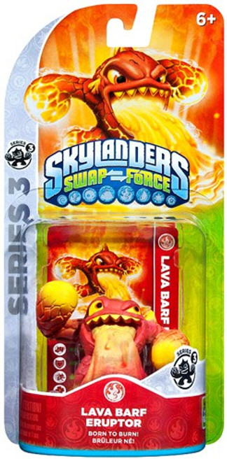 Skylanders Swap Force Series 3 Eruptor Figure Pack [Lava Barf]
