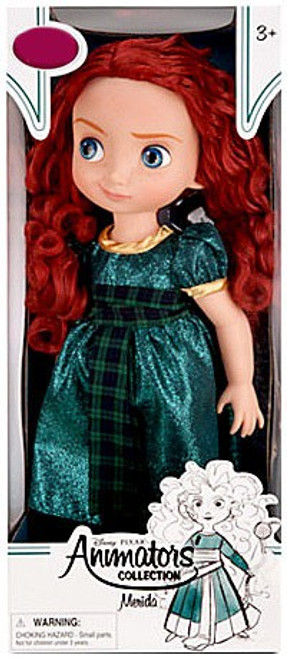 Disney Brave Animators' Collection Merida Exclusive 16-Inch Doll