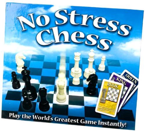Board Games No Stress Chess Board Game