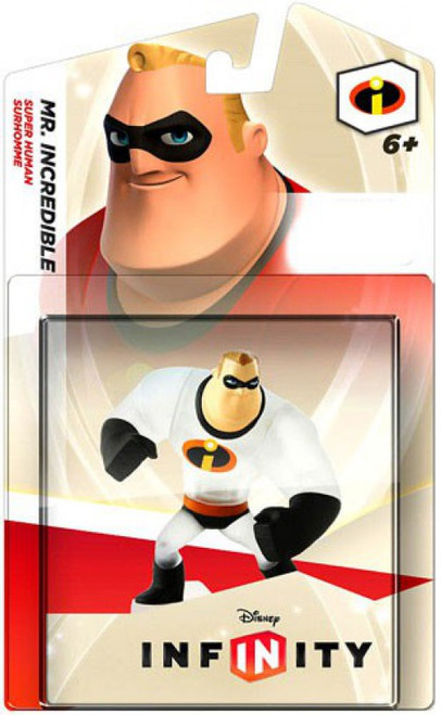 The Incredibles Disney Infinity Mr. Incredible Exclusive Game Figure [Crystal]