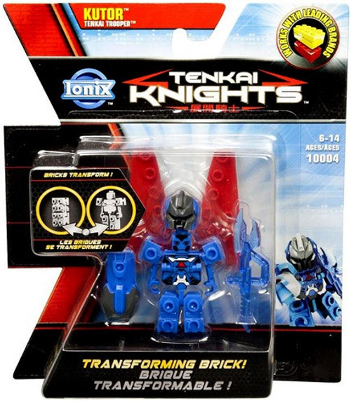 Tenkai Knights Kutor Minifigure #10004