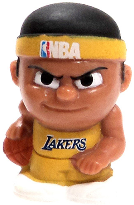 NBA TeenyMates Series 1 Dribblers Los Angeles Lakers Minifigure