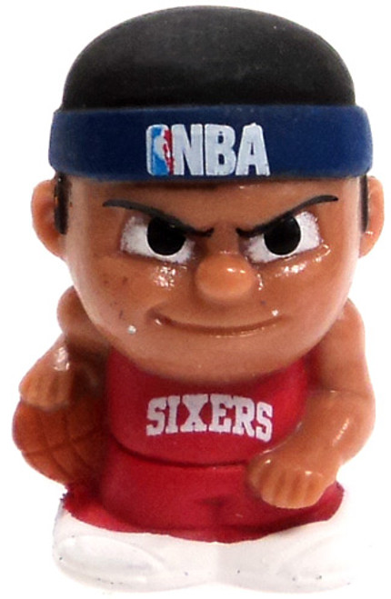 NBA TeenyMates Series 1 Dribblers Philadelphia 76ers Minifigure