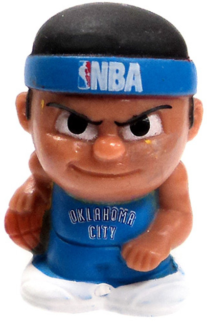 NBA TeenyMates Series 1 Dribblers Oklahoma City Thunder Minifigure