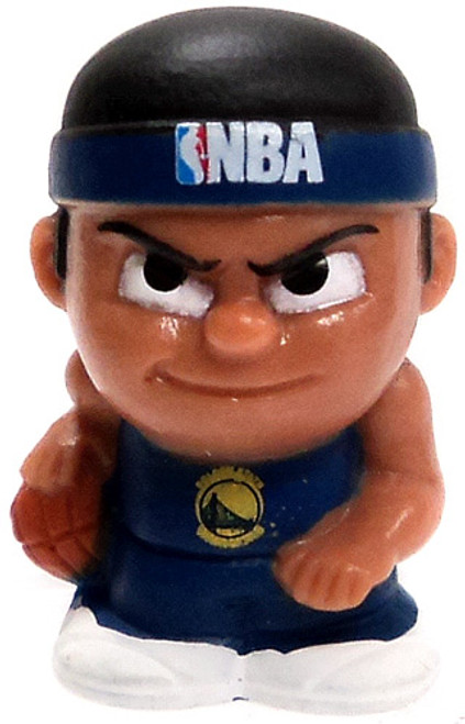 NBA TeenyMates Series 1 Dribblers Golden State Warriors Minifigure