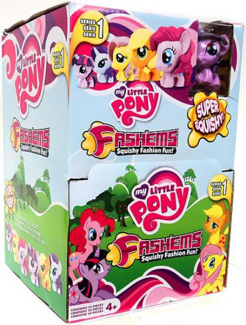 My Little Pony Fash'Ems Series 1 Mystery Box