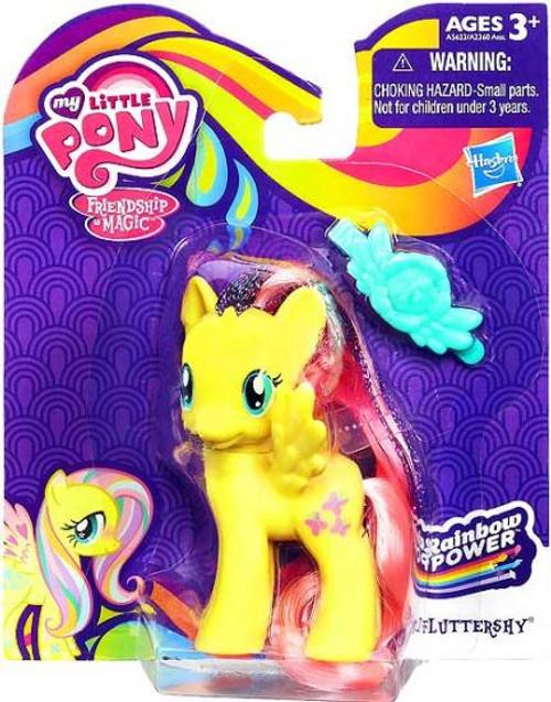 My Little Pony Friendship is Magic Rainbow Power Fluttershy Figure