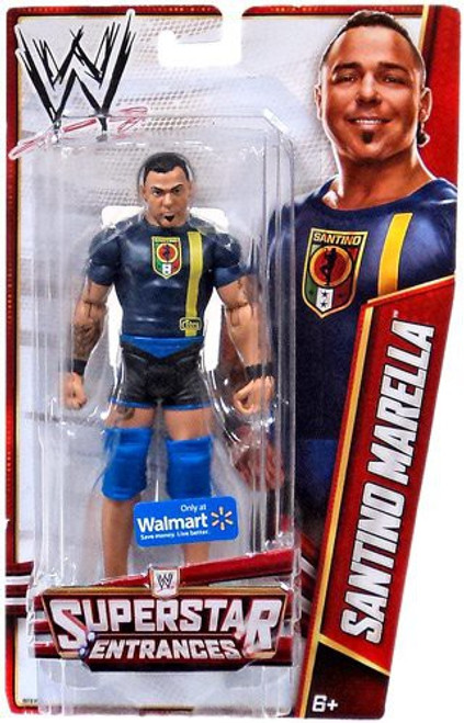 WWE Wrestling Superstar Entrances Santino Marella Exclusive Action Figure