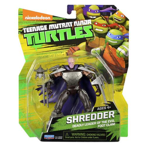 Teenage Mutant Ninja Turtles Nickelodeon Shredder Action Figure [Unmasked]