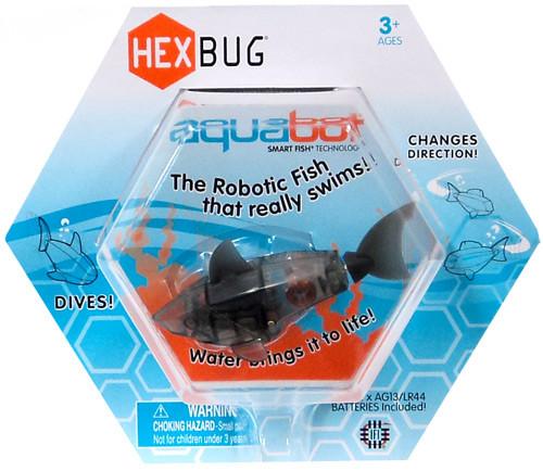 Hexbug Aquabot Black Shark 3-Inch Electronic Pet