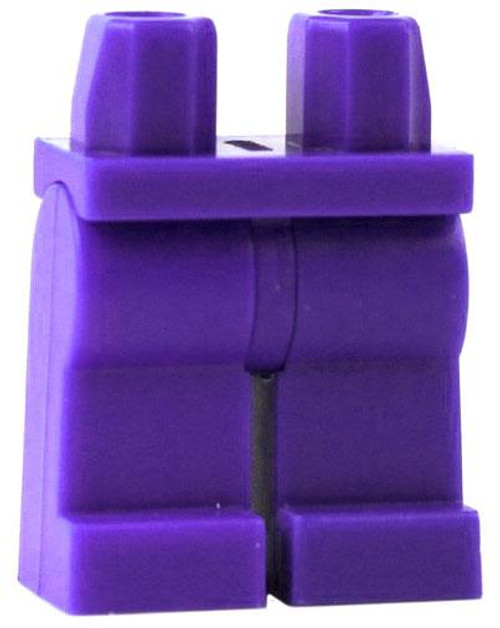 LEGO Castle Minifigure Parts Purple Legs Loose Legs #4297009 [Loose]