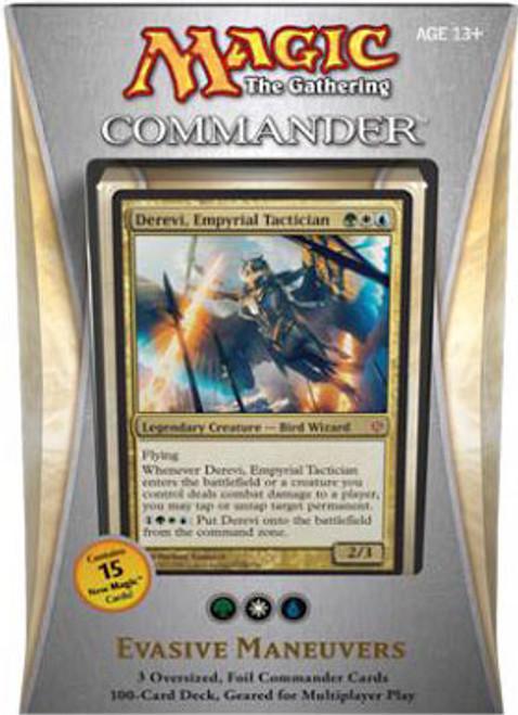 MtG Commander 2013 Evasive Maneuvers EDH Deck [Sealed Deck]