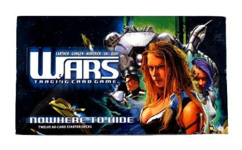 Wars Trading Card Game Nowhere To Hide Starter Box