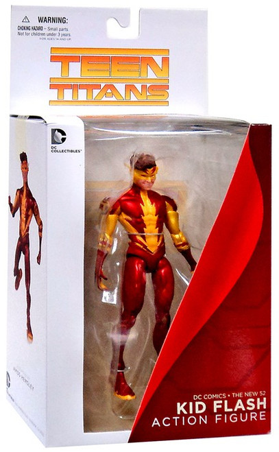 DC Teen Titans The New 52 Kid Flash Action Figure