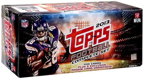 NFL 2013 Topps Football Cards Complete Set [Retail] [Factory Sealed]
