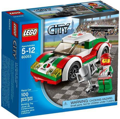 LEGO City Race Car Set #60053
