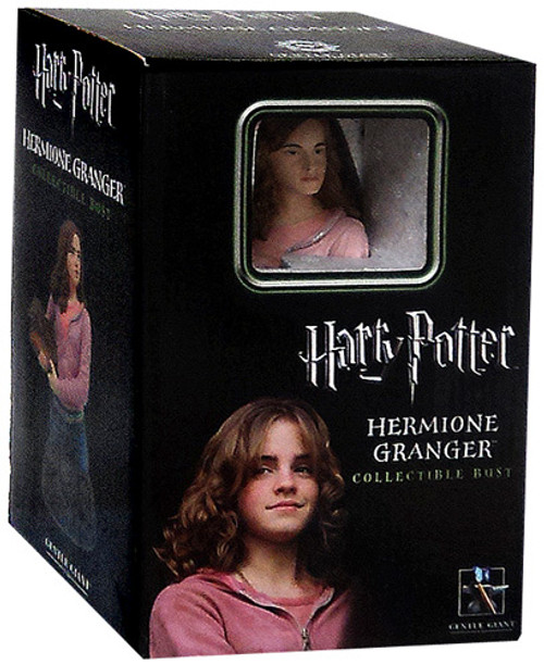 Harry Potter The Goblet of Fire Hermione Granger 6.5-Inch Bust